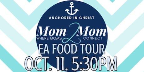 Mom2Mom East Aurora Walking Food Tour tickets