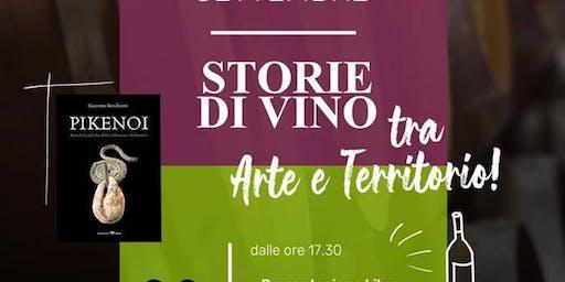 Storie di vino tra arte e territorio