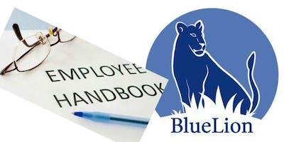 Employee Handbook 101