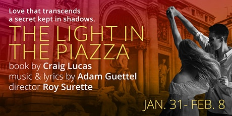 The Light in the Piazza tickets
