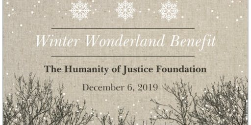 Winter Wonderland Benefit