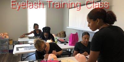 Eyelash  Extension  Training Certification for $999! Atlanta, Ga Sunday & Monday , December 29th & 30th, 2019!