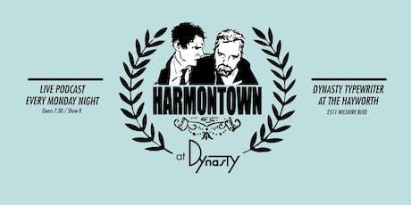 Harmontown tickets