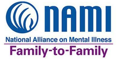 NAMI Family-To-Family tickets