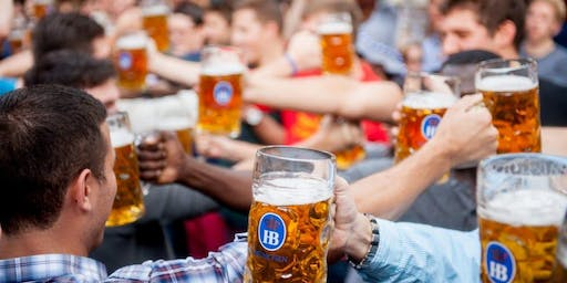 U30X NYC does Oktoberfest - Happy Hour Meetup