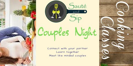 Couples Night - Sauté and Sip tickets