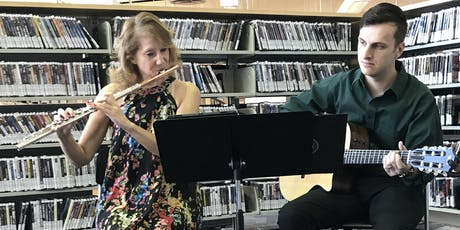 Music After Hours: Holiday Music with SoSco Flute & Guitar Duo tickets