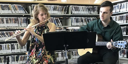 Music After Hours: Holiday Music with SoSco Flute & Guitar Duo
