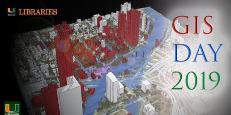 GIS Day at University of Miami tickets