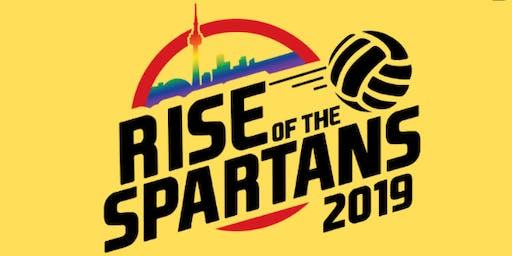 TSVL Rise of the Spartans  Tournament--November 16