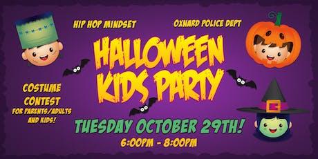 Hip Hop Mindset Halloween Party tickets
