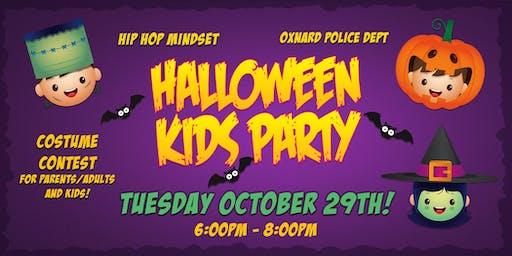 Hip Hop Mindset Halloween Party