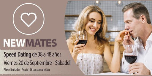 Speed dating en Sabadell - 38 a 48