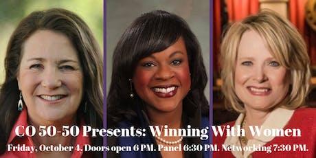 Winning With Women - Denver tickets