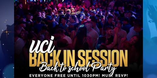 MANSION OC 18+ / UC IRVINE BACK 2 SCHOOL PARTY / EVERYONE FREE until 1030