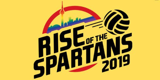TSVL Rise of the Spartans  2019 Waiver + CN Tower Cocktail Party Ticket