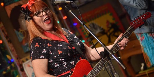 Chicago Blues Hall of Fame Artist - Liz Mandeville