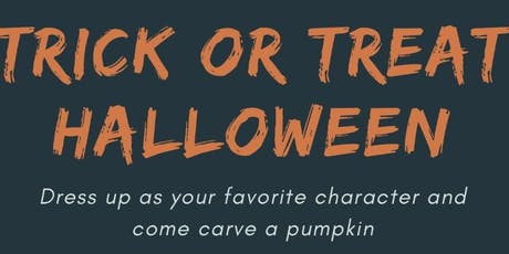 Pumpkin carving  tickets