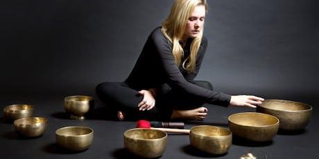 Sunday: Candlelit Meditation + Sound Bath w/ Tara at First Church in JP (BRING YOGA MAT) tickets
