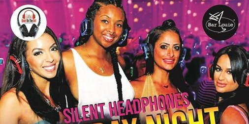 Silent Headphones and Monday Night Football Party at Bar Louie - Kendall