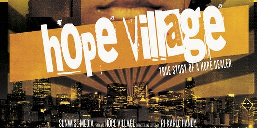 Hope Village - Movie Premiere & Book Release Party