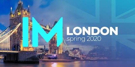 IM LONDON tickets