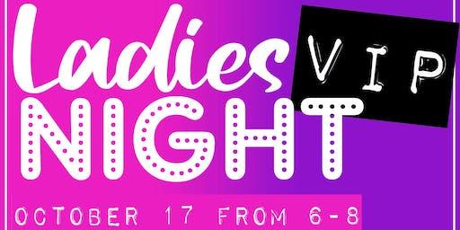 Ladies VIP Night