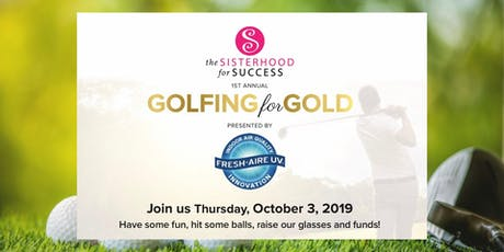 Golfing for Gold tickets