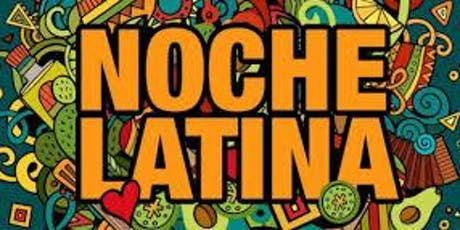 NOCHE LATINA - Full Latin Band, Dancing tickets
