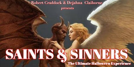 SAINTS & SINNERS: The Ultimate Halloween Experience tickets