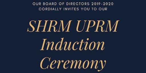 Iniciación SHRM UPRM 2019
