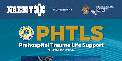PHTLS Pre-hospital Trauma Life Support Provider January 20, 2020 from 9 AM to 5 PM (Same day NAEMT Provider Cards!) at Saving American Hearts, Inc. 6165 Lehman Drive Suite 202 Colorado Springs, Colorado 80918.