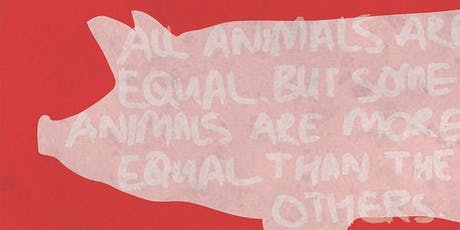 Book Discussion Club For English Language Learners: Animal Farm by George Orwell tickets