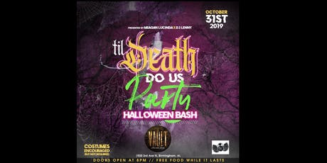 Til Death Do Us Party tickets