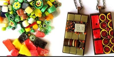 Mosaic Necklace Class