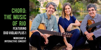 Choro - the Music of Rio