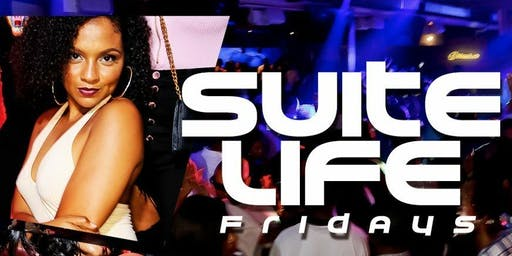 Big Tigger Hosts Suite Life Fridays at Suite Lounge