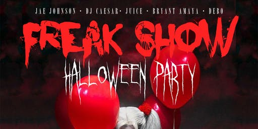 Freak Show Halloween Party