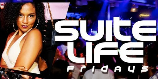Big Tigger and V103 Host Suite Life Fridays at Suite Lounge