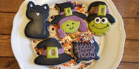 Kids Halloween Cookie Class tickets