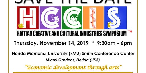 Second Annual Haitian Creative and Cultural Industries Symposium(HCCIS)