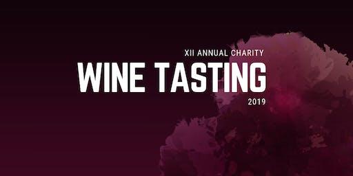 XII Annual Charity Wine Tasting