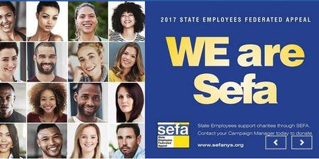2019 SEFA Campaign Rally and Training tickets