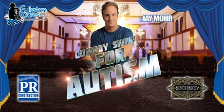 Comedy Show for Autism 2019 tickets