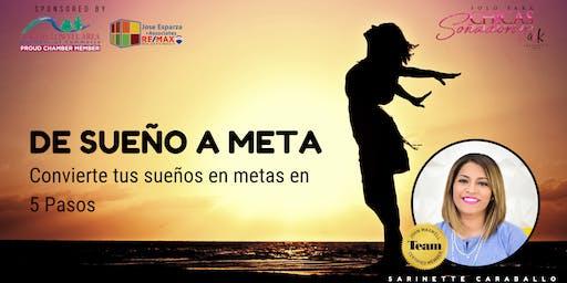 SPCS #NWArkansas - De Sueño a Meta