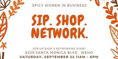 PopUp Shop and Network