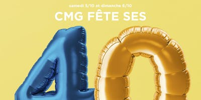 Convention 40 ans CMG Sports Club