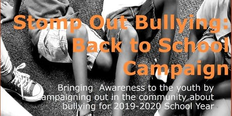 Take Bullying by the Horns Youth Workshop tickets