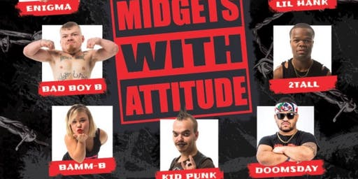 The Midget Wrestling Show at The Lantern House