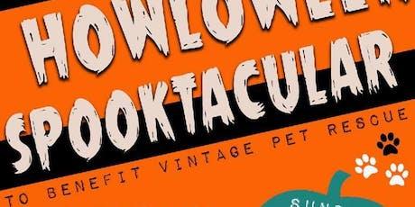 Howloween Spooktacular tickets